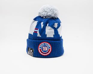 Kulich New Era NFL 20 On Field Sport Knit New York Giants Team Color