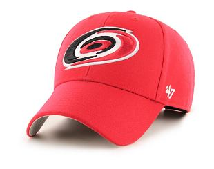 Kšiltovka 47 Brand Carolina Hurricanes MVP Red