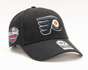 Kšiltovka 47 Brand Philadelphia Flyers MVP Sure Shot Black