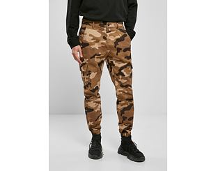 Kalhoty Urban Classic TB3137 Camo Cargo Jogging Pants 2.0 Darkground Camo