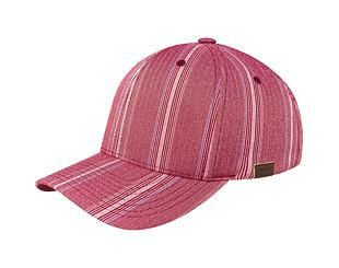 Kšiltovka Kangol Pattern Flexfit Baseball Variegated Stripe Red K5178HT-VS618