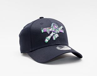 Kšiltovka New Era 9FORTY Kids Disney Logo Buzz Lightyear Strapback Navy