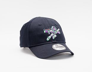 Kšiltovka New Era 9FORTY Kids Infant Disney Logo Buzz Lightyear Strapback Navy