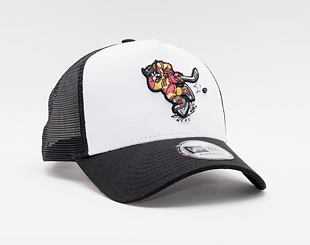 Kšiltovka New Era 9FORTY 9FORTY Character Sports Trucker Goofy Snapback Optic White / Black