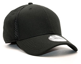Kšiltovka New Era Diamond Era Reflect New Era Black 39THIRTY Stretchfit