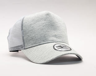 Kšiltovka New Era Jersey Trucker 9FORTY Grey Snapback