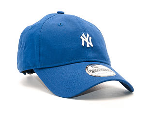 Kšiltovka New Era Classic Mini Logo New York Yankees 9TWENTY Light Royal Strapback
