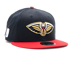 Kšiltovka New Era Team New Orleans Pelicans 9FIFTY Snapback
