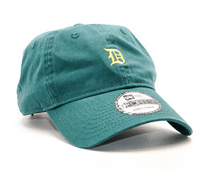 Kšiltovka New Era Unstructured Seasonal Detroit Tigers 9FORTY Green/Yellow Strapback