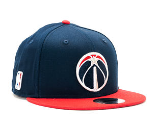 Kšiltovka New Era Team Washington Wizards Official Team Colors 9FIFTY Snapback
