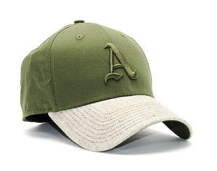 Kšiltovka New Era Basket Oakland Athletics 39THIRTY Dark Green
