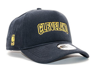 Kšiltovka New Era Chainstitch A-Frame Cleveland Cavaliers 9FORTY Official Team Color Snapback