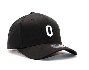 Kšiltovka State of WOW Quebec  Baseball Cap Crown 2 Black/White Strapback
