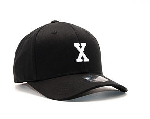 Kšiltovka State of WOW X-Ray  Baseball Cap Crown 2 Black/White Strapback