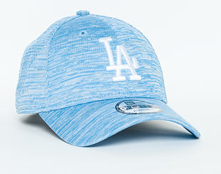 Kšiltovka New Era  Engineered Fit Los Angeles Dodgers 9FORTY Strapback Light Royal/Bright Royal / Op