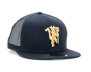 Kšiltovka New Era Af Trucker Manchester United 9FIFTY Navy Snapback