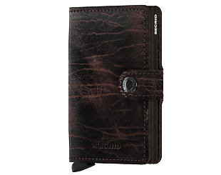 Peněženka Secrid Miniwallet Dutch Martin Cacao/Brown