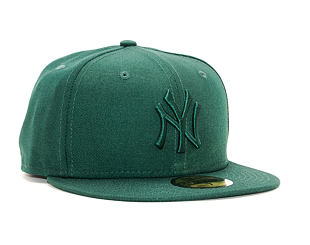 Kšiltovka New Era 59FIFTY New York Yankees League Essential Dark Green