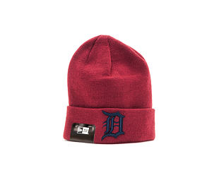 Kulich New Era Detroit Tigers League Essential Cuff Cardinal/Navy