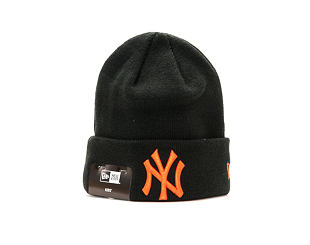 Dětský Kulich New Era New York Yankees League Essential Youth Black/Orange