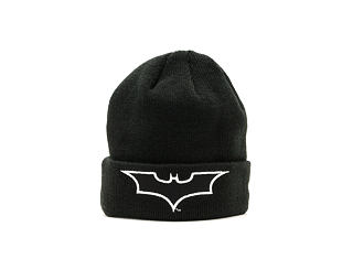 Dětský Kulich New Era Batman GITD Cuff Child Black