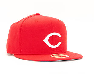 Kšiltovka New Era 59FIFTY Cincinnati Reds Pro Model 1990 Ws Finalists Official Team Colors
