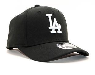Kšiltovka New Era 9FIFTY Los Angeles Dodgers Stretch Snapback Black/Official Team Colors
