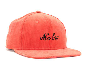 Kšiltovka New Era 9FIFTY Original Fit Cord Brights Orange/Black Snapback