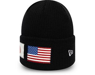 Kulich New Era Flag Watch Knit Navy