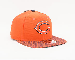 Kšiltovka New Era 9FIFTY Chicago Bears On Filed