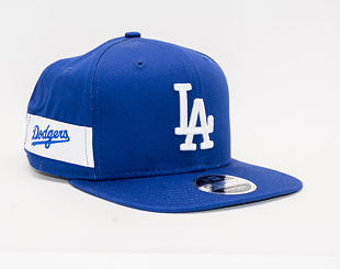 Kšiltovka New Era 9FIFTY Los Angeles Dodgers Side Block Snap