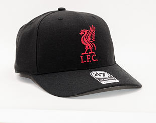 Kšiltovka 47 Brand Liverpool FC Cold Zone MVP DP Black