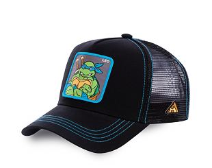 Kšiltovka Capslab Trucker Teenage Mutant Ninja Turtles - Leo