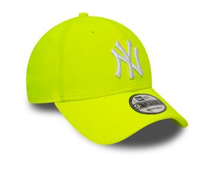 Kšiltovka NEW ERA 9FORTY MLB League Essential Neon Pack New York Yankees Neon Green