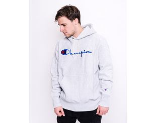 Mikina Champion Hooded Sweatshirt Grey 215159 EM004 LOXGM