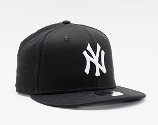 Dětská kšiltovka New Era 9FIFTY Kids MLB Essential kids New York Yankees Snapback Black / Optic Whit