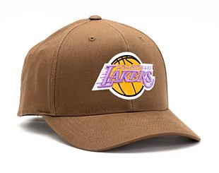 Kšiltovka Mitchell & Ness INTL840 Los Angeles Lakers Cardinal 110 Snapback