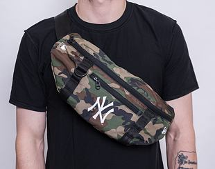 Ledvinka New Era MLB light New York Yankees  Woodland Camo / Optic White