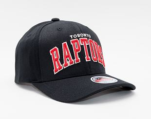 Kšiltovka Mitchell & Ness Toronto Raptors Redline The Champ Black