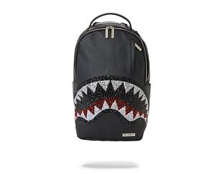 Batoh Sprayground Trinity 2.0 Shark Black Backpack