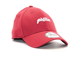 Kšiltovka New Era Mini Word Mark Philadelphia Phillies 39THIRTY Red Stretchfit