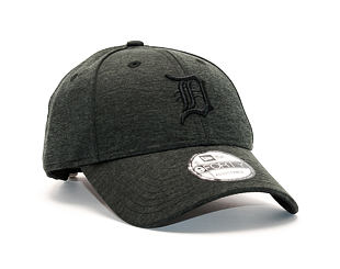 Kšiltovka New Era Jersey Heather Detroit Tigers 9FORTY Black Strapback