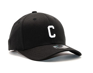 Kšiltovka State of WOW Charlie SC9201-990C Baseball Cap Crown 2 Black/White Strapback
