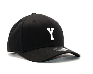 Kšiltovka State of WOW Yankee  Baseball Cap Crown 2 Black/White Strapback