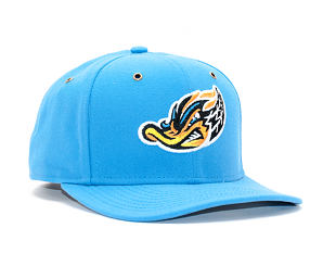 Kšiltovka New Era Original Fit Minor League Akron Rubber Ducks 9FIFTY Official Team Color Snapback