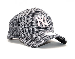 Dámská Kšiltovka New Era 9FORTY A-Frame Trucker New York Yankees Engineered Fit Navy/White/Pink