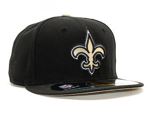 Kšiltovka New Era 59FIFTY New Orleans Saints On Field Game