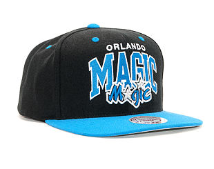 Kšiltovka Mitchell & Ness INTL226 Orlando Magic Team Arch 2 Tone Snapback