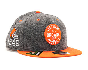Kšiltovka New Era 9FIFTY NFL Cleveland Browns ONF19 Sideline 1930 OTC