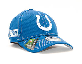 Kšiltovka New Era 39THIRTY Diamond Era NFL Indianapolis Colts ONF19 Sideline OTC